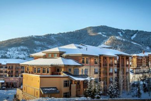canyons ski resort ski in and out  hotel